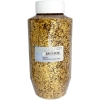 Glitter Flakes Vials 454gms. Gold with sifter Top